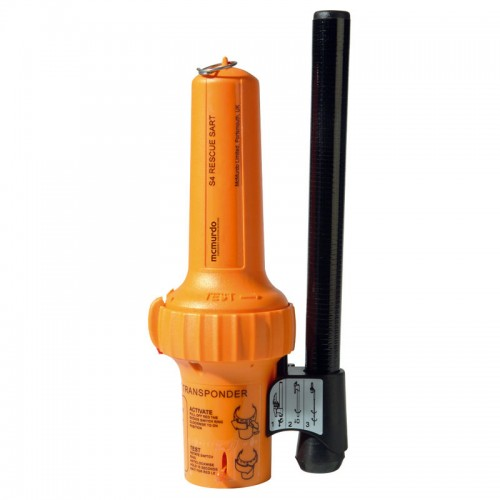 McMurdo S4 Rescue SART with Mast and Mount Bracket - 86300001A
