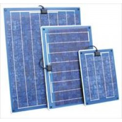 SpectraLite Semi-Flexible Solar Panel - 10 watts