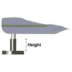 Raymarine Tiller Pilot Pedestal Assembly 38mm - D026