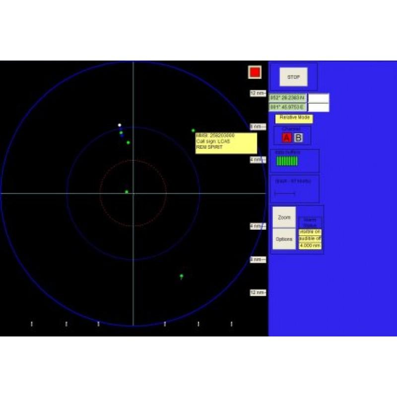 Nasa Marine Ais Radar Pc Software Pc Ais Sw