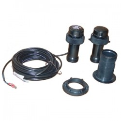 Raymarine Depth Transducer D800/P17 Plastic Retractable - E26030