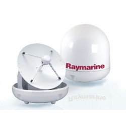 Raymarine 37STV - 37cm Satellite TV System for Europe - E93018-2