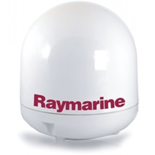 Raymarine 45STV Empty Dome and Baseplate - E96009-V