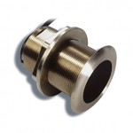 Raymarine B60 600w 12° Tilted Bronze Transducer - E66086