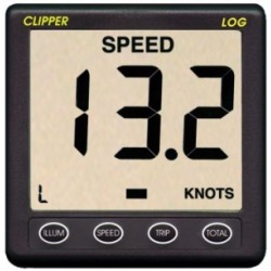 Nasa Marine Clipper Easy Log Display - CLIP-EASYLG