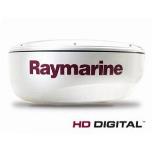 Raymarine RD418HD 4kW 18inch HD Colour Digital Radome - no cable - E92142