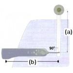 Raymarine Tiller Pilot Pushrod Extension 25mm - D003