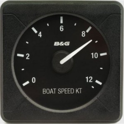 B&G H5000 Analogue Indicator Boat Speed 12.5kt - 000-11719-001