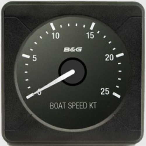 B&G H5000 Analogue Indicator Boat Speed 25kt - 000-11721-001