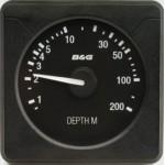 B&G H5000 Analogue Indicator Depth 200m - 000-11720-001