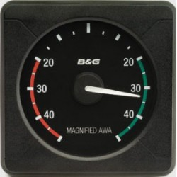 B&G H5000 Analogue Indicator Magnified AWA - 000-11718-001