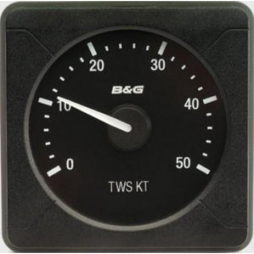 B&G H5000 Analogue Indicator True Wind Speed - 000-11717-001