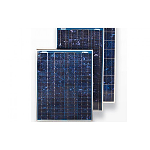 BP Solar 65w Rigid Framed Solar Panel - BP365J