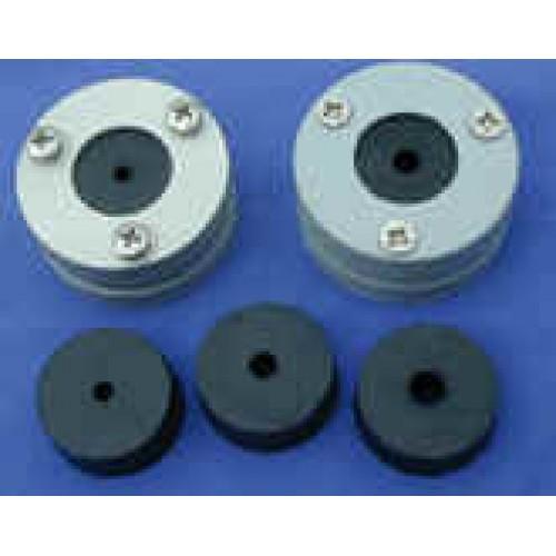 Index Marine Plastic Waterproof Split Seal Deck Gland - SS2P