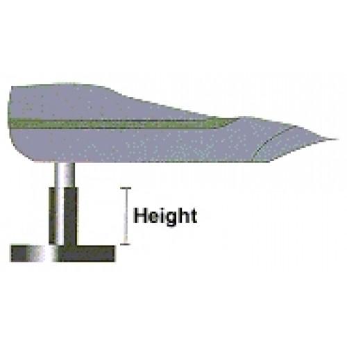 Raymarine Tiller Pilot Pedestal Assembly 76mm - D029