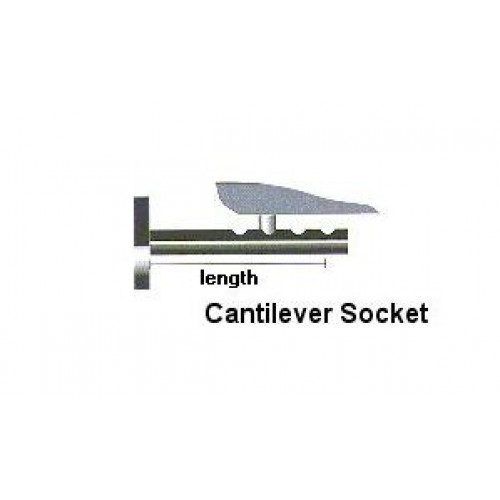Simrad Tiller Pilot Cantilever Bracket - CB1