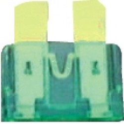 Sterling Power GATQ 24kt Gold Plated Fuses - 15 Amp