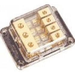 Sterling Power GATQ Gold Plated Fuse Block - GATC3448