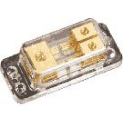 Sterling Power GATQ Gold Plated Fuse Block - GATC1428