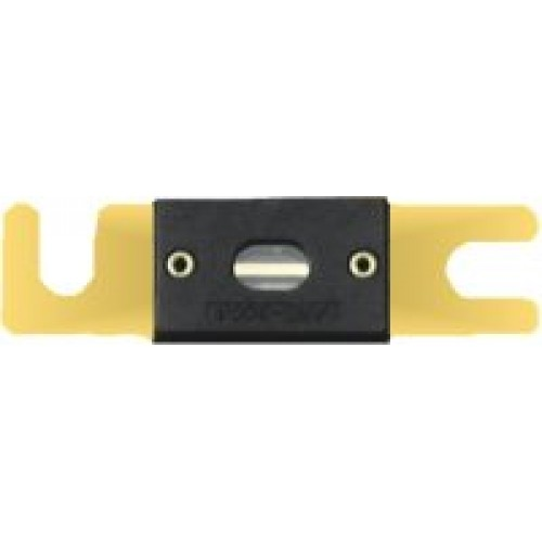 KME GANL 24kt Gold Plated Fuse - 200 Amp