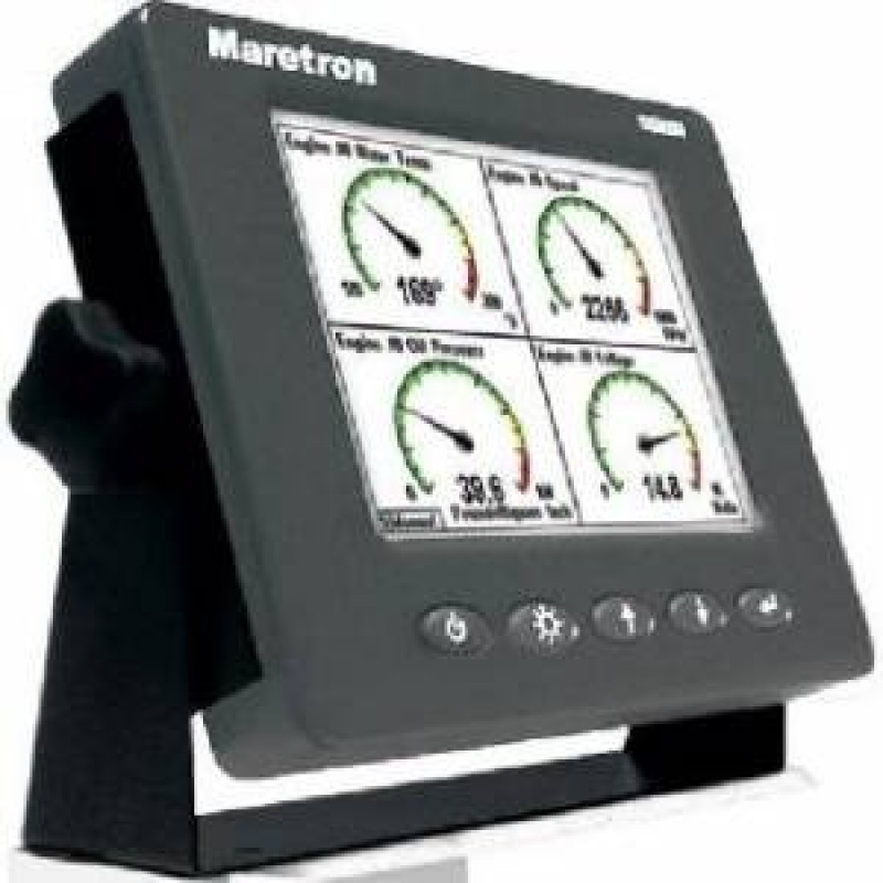 Maretron NMEA 2000 Multi-function Color Display - DSM250 -01