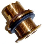 Raymarine Tacktick Wireless Bronze Fitting for Long Body Transducer - T942