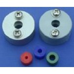 Index Marine Aluminium Waterproof Deck Gland - V12F