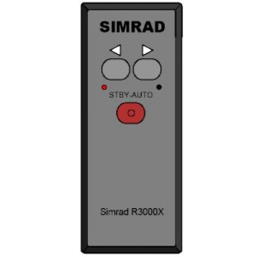 Simrad R3000X Hand-held Remote Control - 22022446