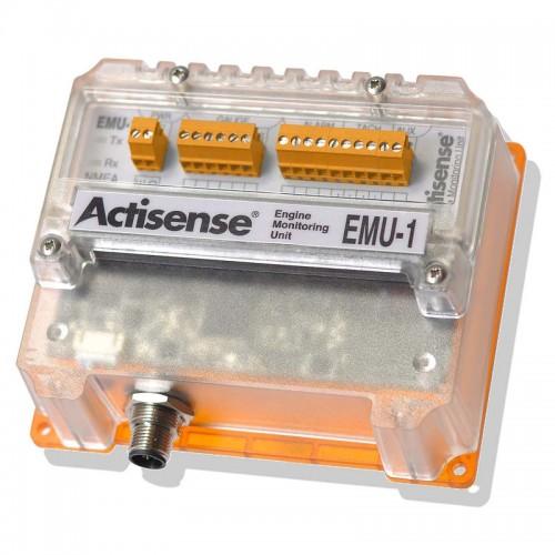 Actisense NMEA 2000 Engine Monitoring Unit - EMU-1-BAS