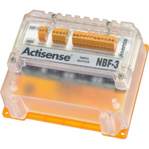 Actisense NMEA Buffer with 7 Glands - NBF-3-BAS