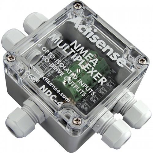 Actisense NMEA AIS Multiplexer with USB - NDC-4-USB-AIS