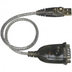 Actisense USB to RS232 Cable - PC-USB-1