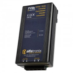 Alfatronix PowerVerter 24v to 12v non-isolated 18A Converter - PV18s