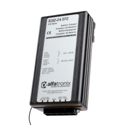 Alfatronix ICi Series Intelligent Battery Charger 12v to 24v  6A - ICI12-24-072