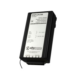 Alfatronix ICi Series Intelligent Battery Charger 24v to 24v  6A - ICI24-24-144