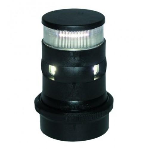 Aquasignal S34 LED Masthead and Anchor Light - Black