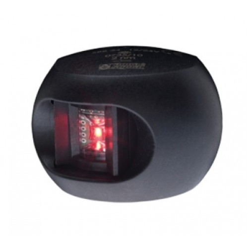 Aquasignal S34 LED Port 12/24v Light - Black