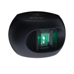 Aquasignal S34 LED Starboard 12/24v Light - Black