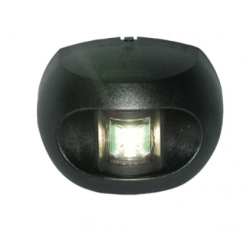 Aquasignal S34 LED Stern 12/24v Light - Black