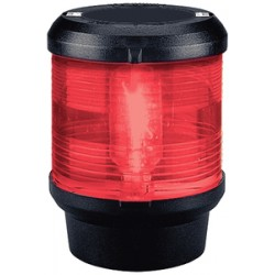 Aquasignal S40 All Round Red Navigation Light 24v - Black