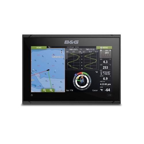B&G Vulcan 9 Touchscreen Chartplotter - 000-13214-001