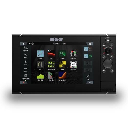 """B&G Zeus3S 9"""" Multifunction Display - 000-15411-001"""