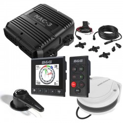 B&G Triton² HIgh Power NAC-3 Autopilot System Pack with RF300