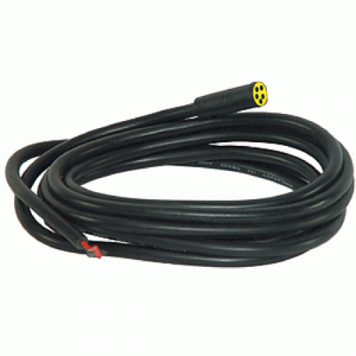 Simrad SimNet Power Cable without Terminator Yellow Tip 2M - 24005910