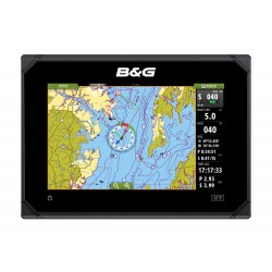 B&G Vulcan 7 Multi Touch Chartplotter with V50 VHF - 000-12575-001