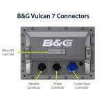 B&G Vulcan 7 Multi Touch Chartplotter with V50 VHF - 000-12575-001