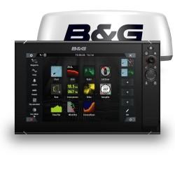 "B&G Zeus3S 12"" Multifunction Display with Halo20+ Radar - 000-15564-001"