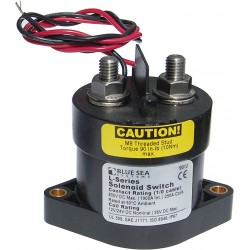 Blue Sea L Solenoid - 12/24V DC 250A - 29012