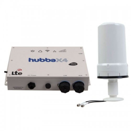 Hubba X4 Duo 4G Marine Broadband Unit