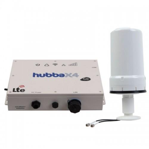 Hubba X4 Go 4G Marine Broadband Unit
